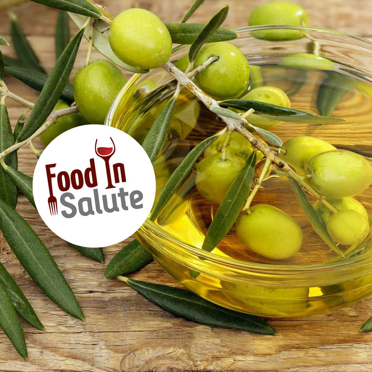 FOOD IN SALUTE - L'OLIO DI OLIVA
